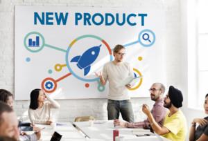 lanzamiento de nuevos productos