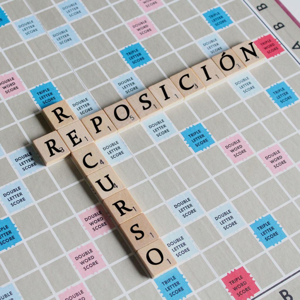 Recurso de Reposición, todo lo que necesitas saber