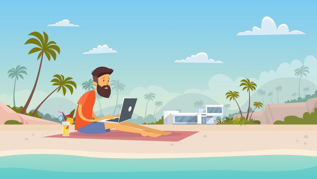 Se acercan las vacaciones ¿Quieres trabajar en verano?