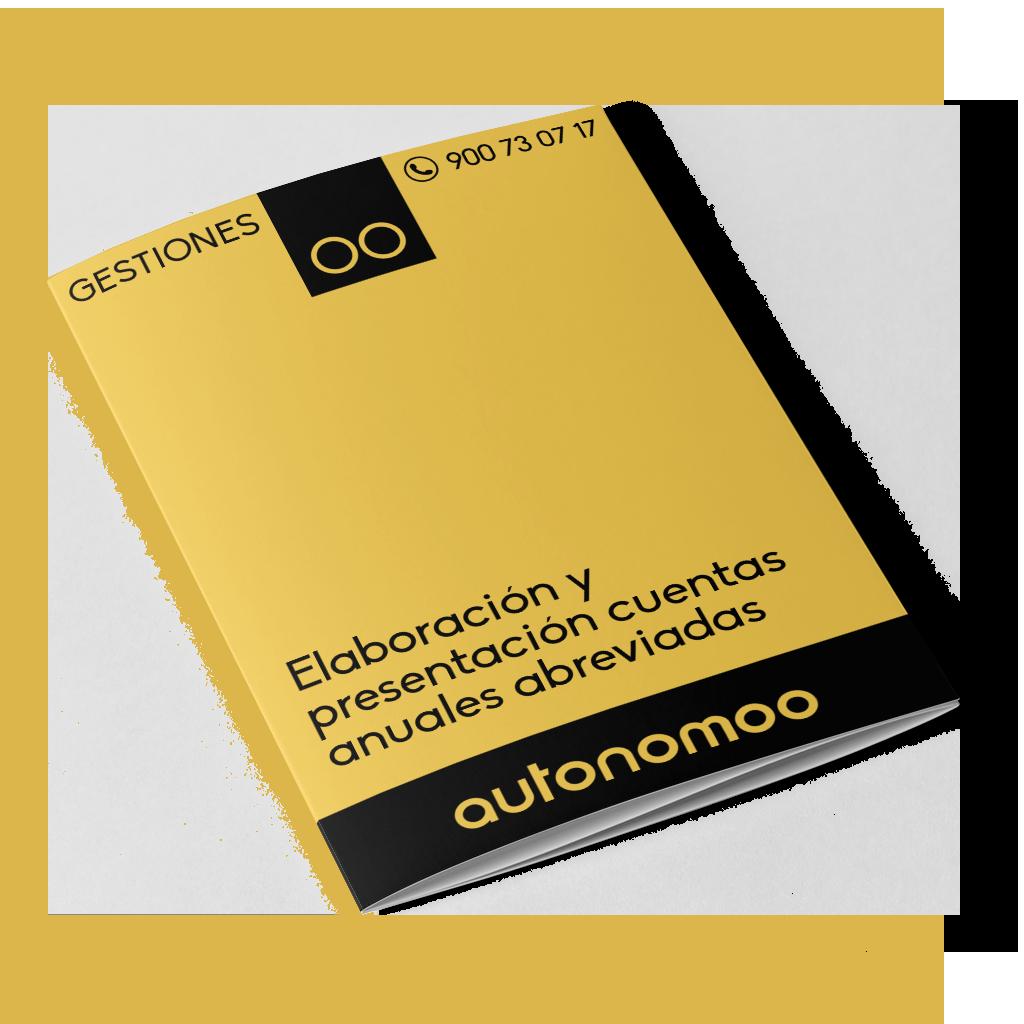 Elaboración y presentación cuentas anuales abreviadas