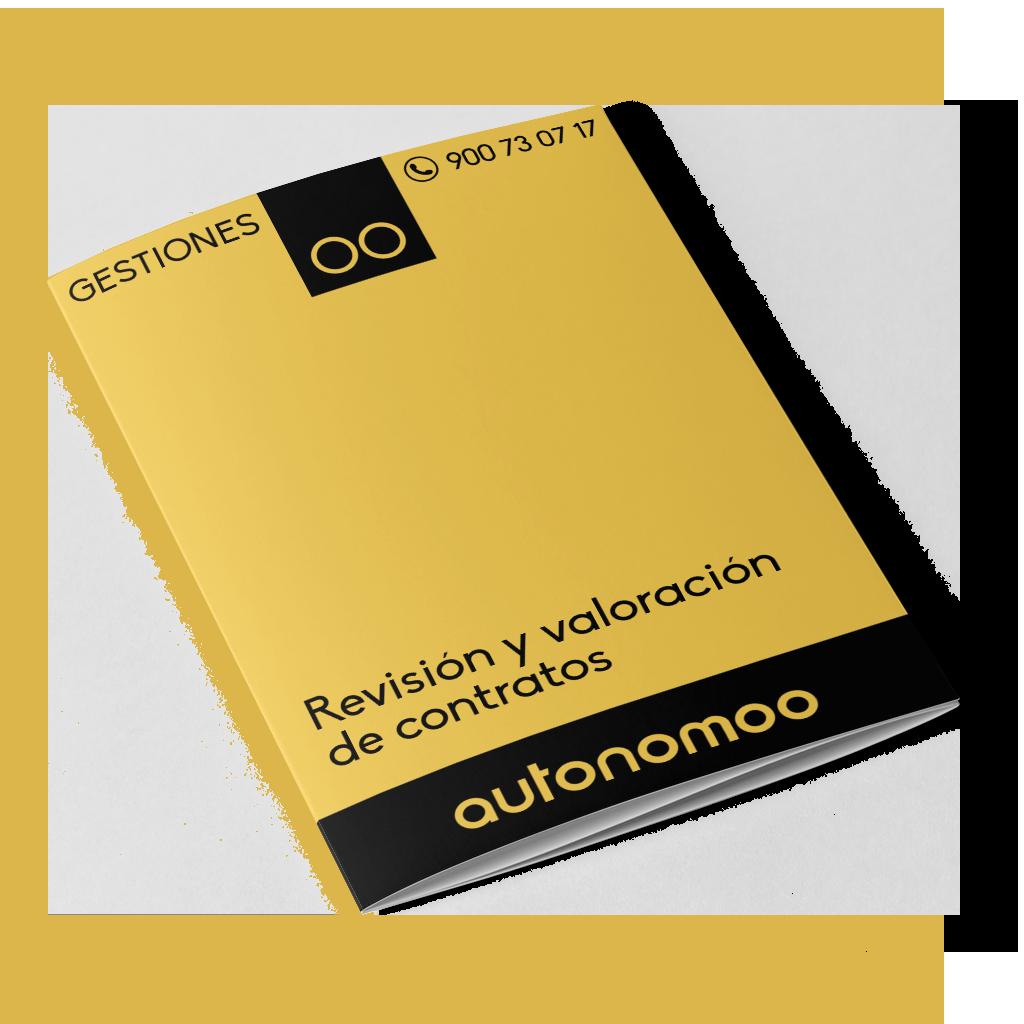 Revisión y valoración de contratos